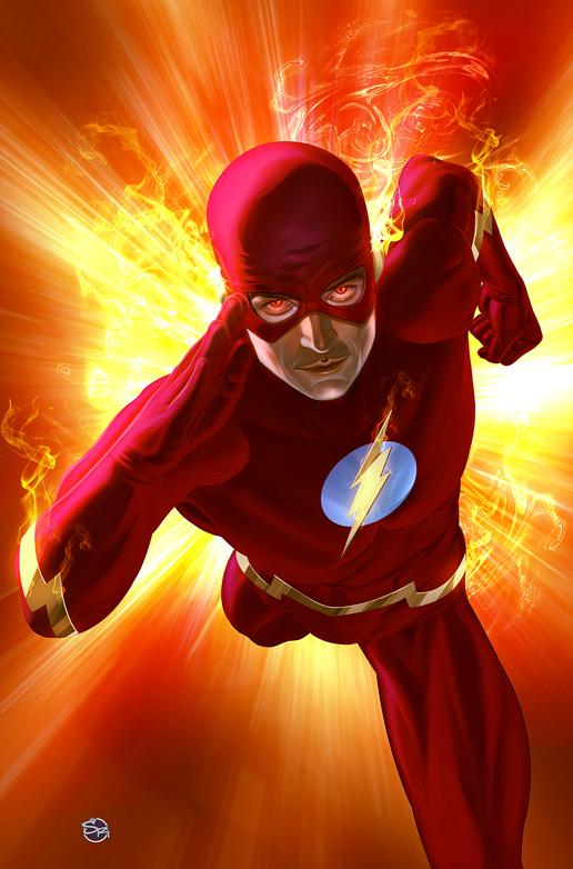 Renee - The Flash