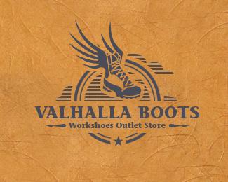 Ayakkabı Temalı Logolar - 4