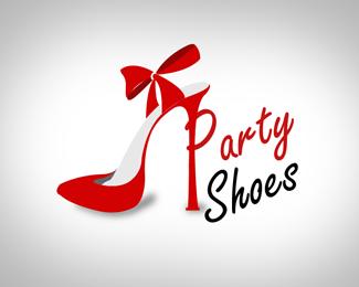 Ayakkabı Temalı Logolar - 16