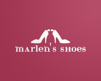 Ayakkabı Temalı Logolar - 14