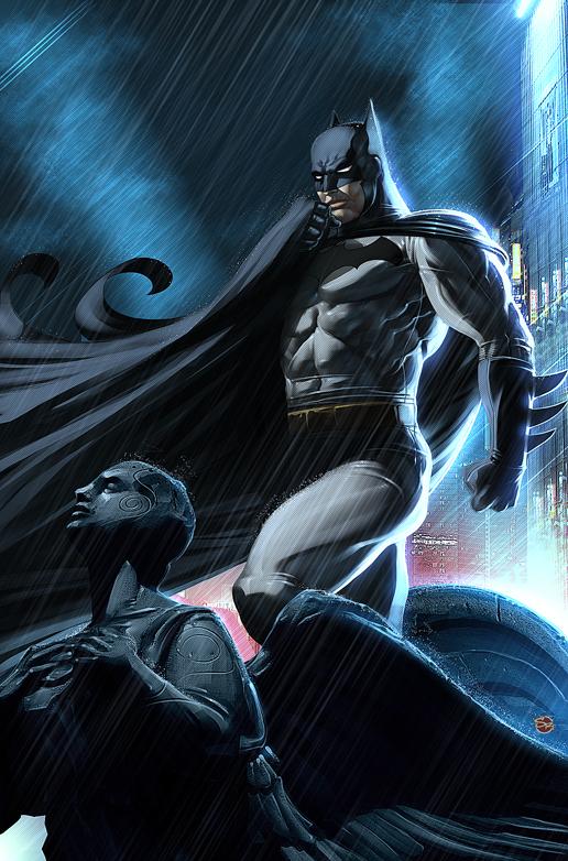 Renee - Batman