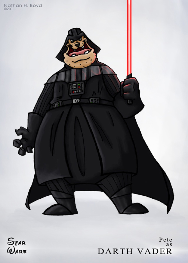 Disney Star Wars - Pete