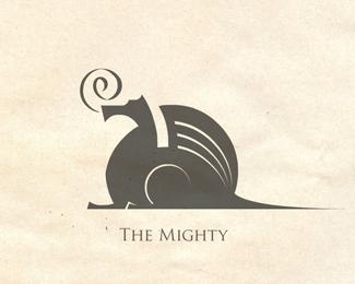 Ejderha Temalı Logolar