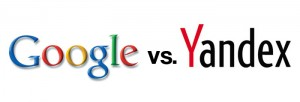 Google vs. Yandex