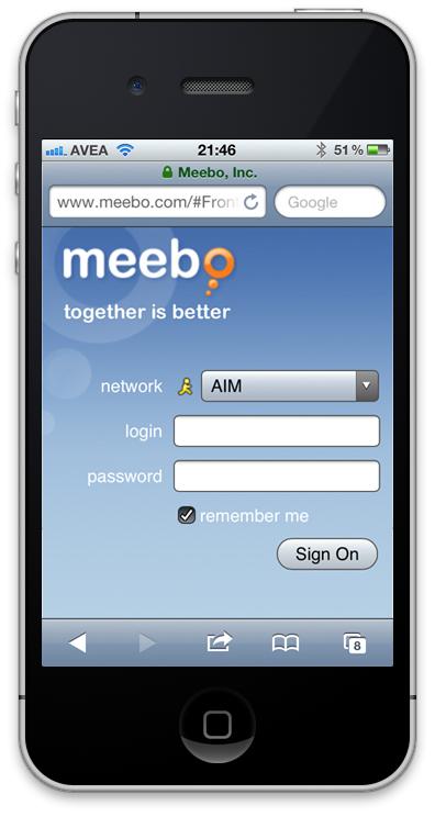 HTML5 Meebo