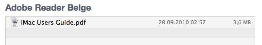 iTunes Dosya Yükleme