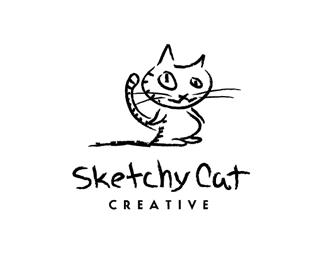 Kedi Temalı Logolar