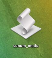 Mac OS X'de Masaüstünüzü Gizleyin
