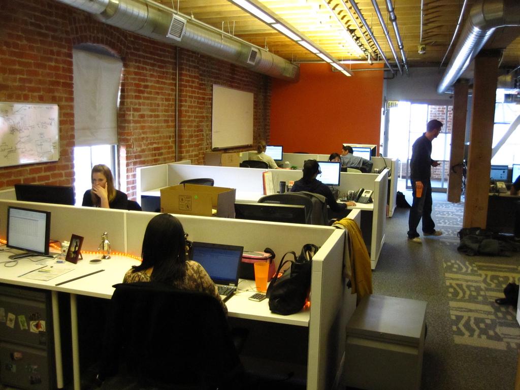 Ofis Tasarımları - 11