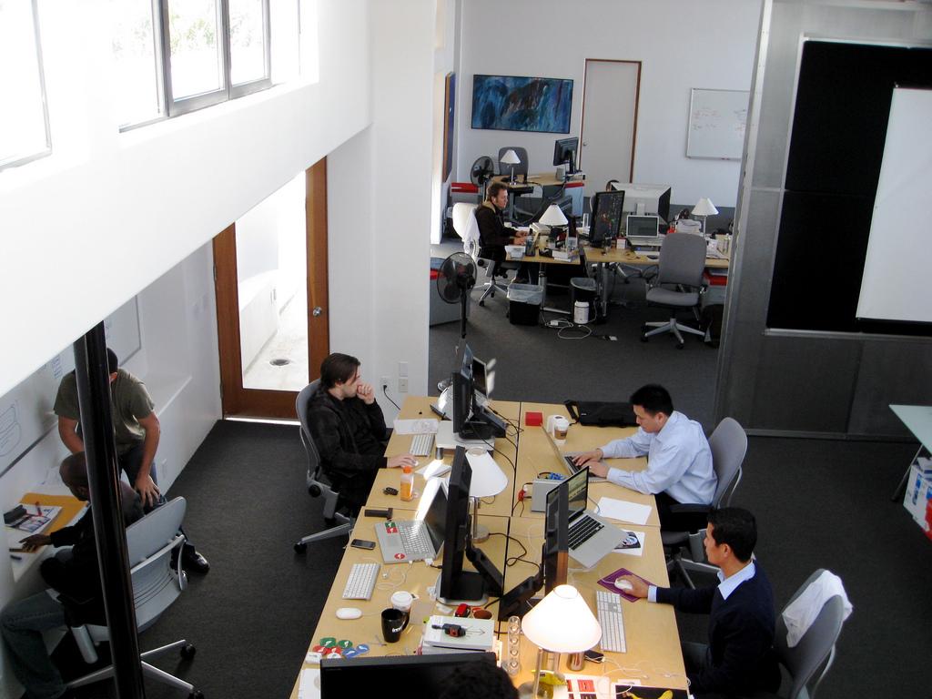 Ofis Tasarımları - 10