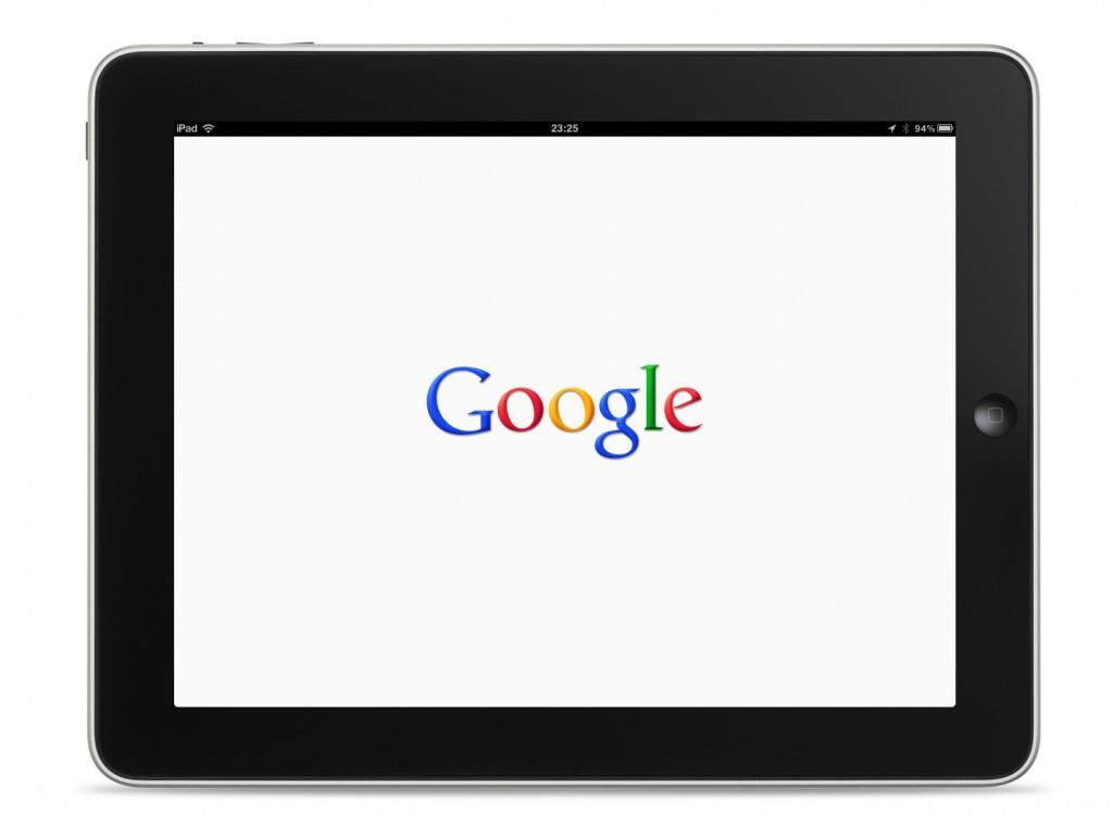 Google iOS App Ekran Görüntüsü